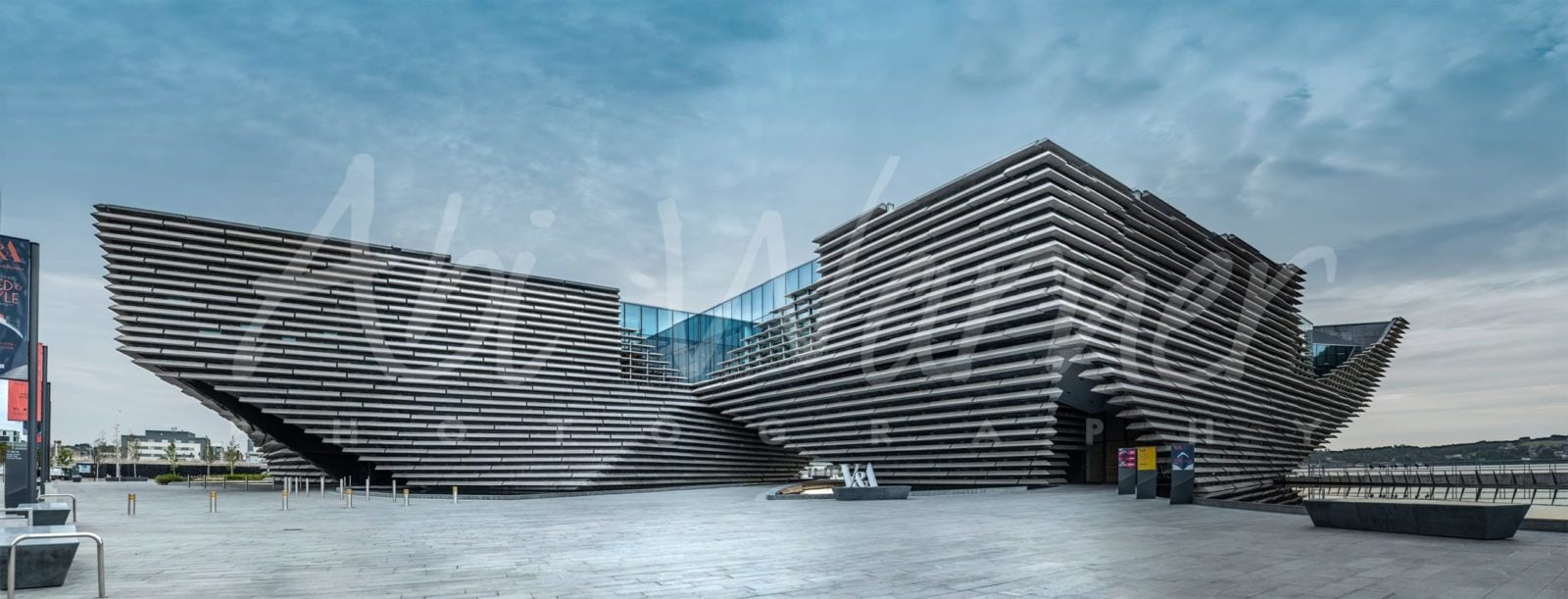 The V&A Dundee Panoramic Print