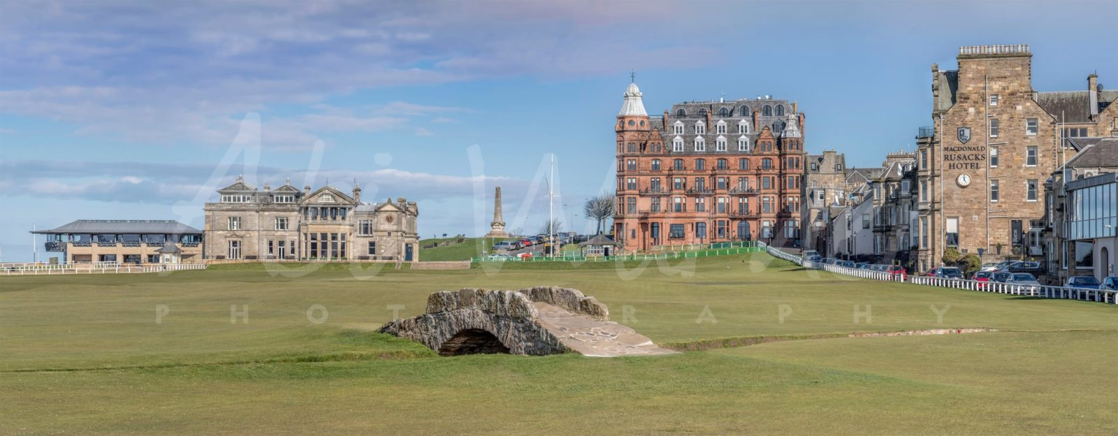 The Old course - St Andrews